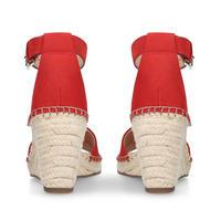 Leera Sandal Red