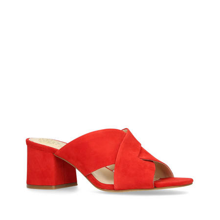 Stania Sandal Red