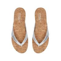 Barb Sandal Silver