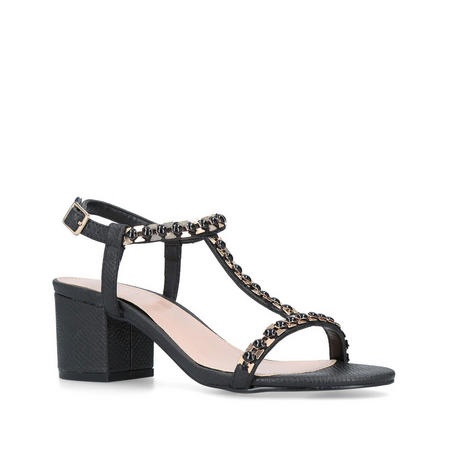 Blazen Sandal Black