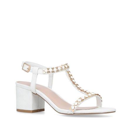 Blazen Sandal White