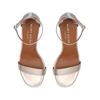 Duke Sandal Metallic