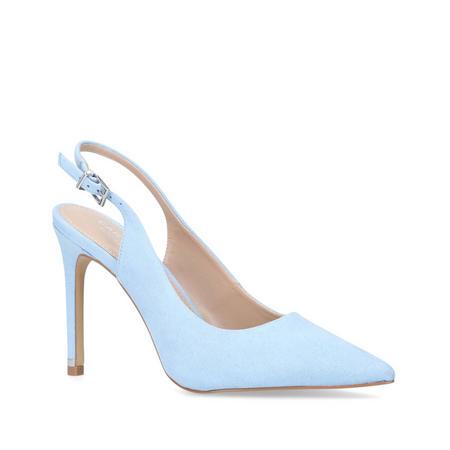 Klass Court Shoe Blue