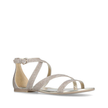 Bee Sandal Gold