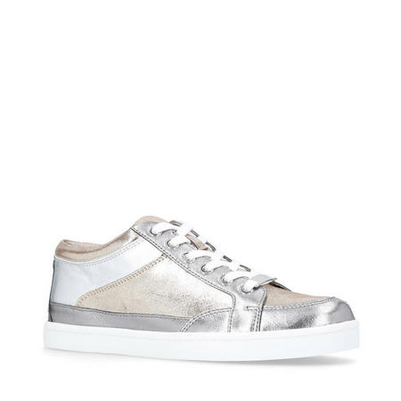 Legacy Trainers Silver-Tone