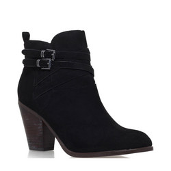Spike Ankle Boot Black