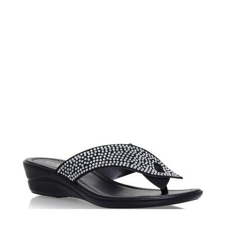 Sunny Sandals Black