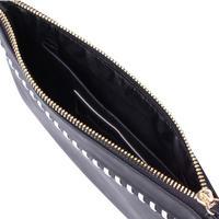 Tally Clutch Bag Black