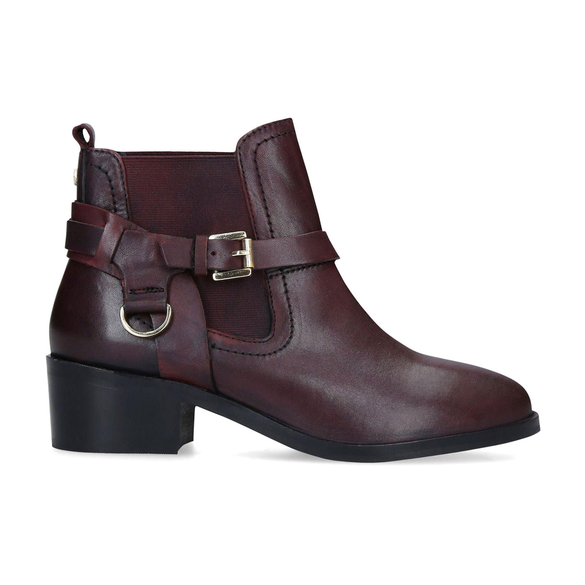 5059093737312: Saddles Ankle Boots