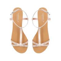 Bravo Sandal Metallics