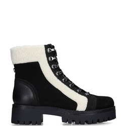 Groove Ankle Boots