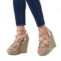 Notty Sandals Gold