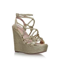 Notty Sandals Gold