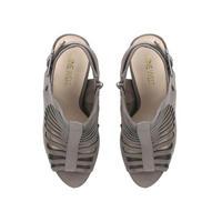 Suite Sandal Grey