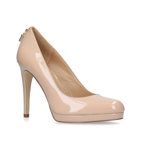 Antoinette Pump Court Shoe Pink