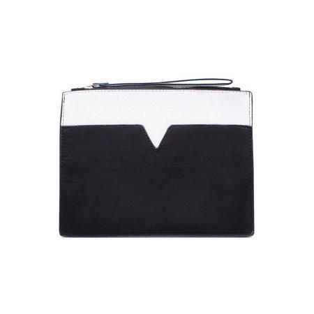 Handy Clutch Bag Black