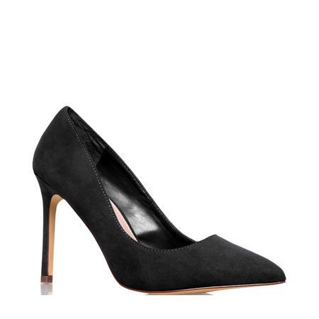 Kestral Court Shoe Black