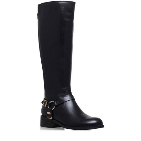 Petra Riding Boot Black