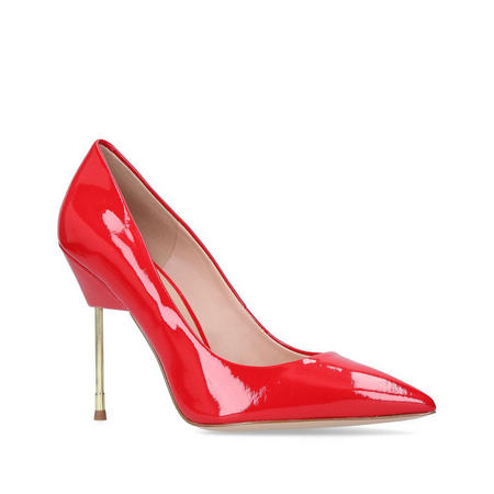Britton Court Shoe Red