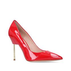 Britton Court Shoe Red