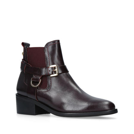Saddle Ankle Boot