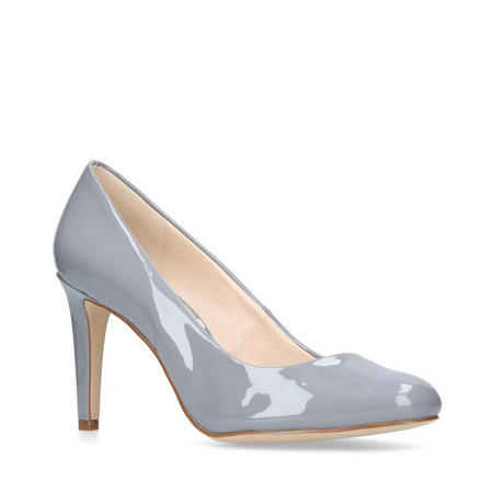 Handjive Court Shoes Grey