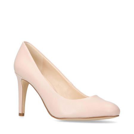 Handjive Court Shoes Nude