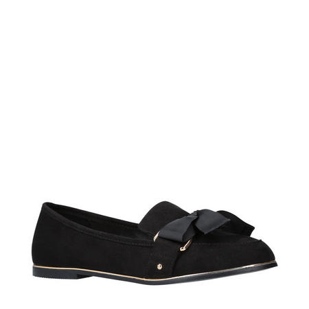 Mable Flat Loafer Black