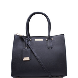 Robyn Structured Tote Tote Bag Black
