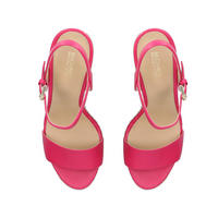 Jill Wedge Sandal Pink