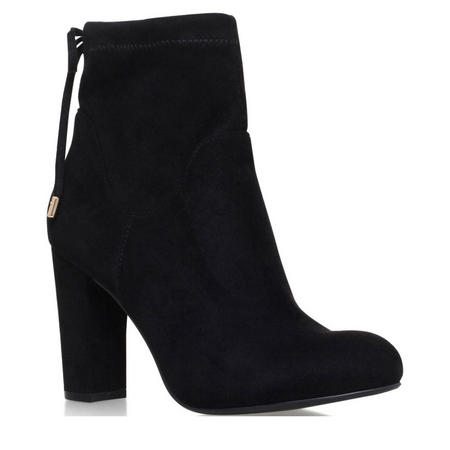 Pacey Ankle Boots Black