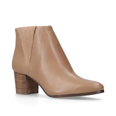 Brissa Ankle Boot Brown