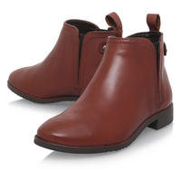 Rae Ankle Boots Brown