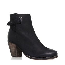 Smart Ankle Boots Black