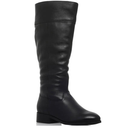 Tock Knee Boot Black