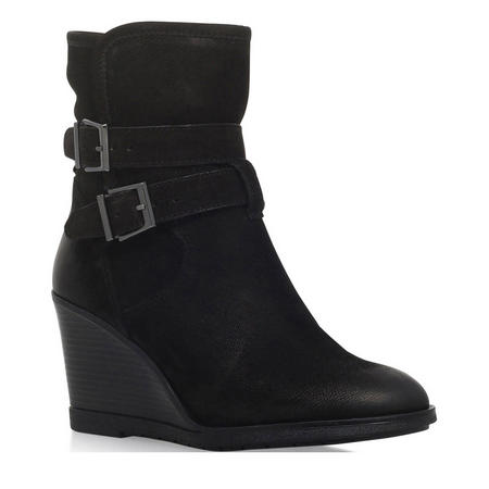 Rhona Ankle Boots Black