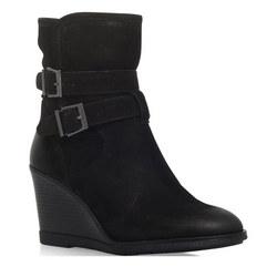 Rhona Ankle Boots Black