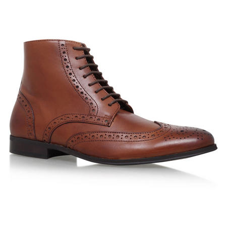 Hove Ankle Boot Brown