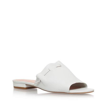 Opal Mule White