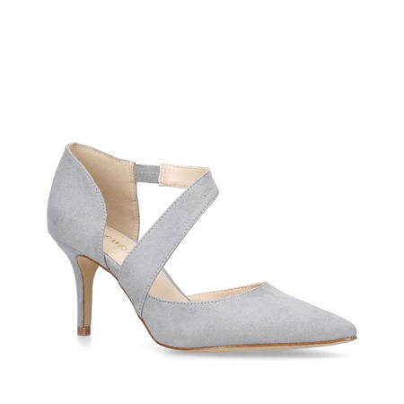 Kremi Court Shoe Grey