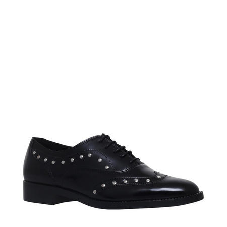 Luxury Lace-Up Black