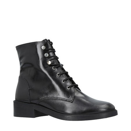 Skewer Ankle Boot Black