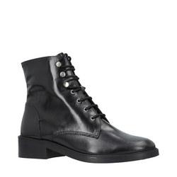 Skewer Ankle Boot Black