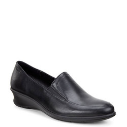 Felicia Slip On Ladies Shoe Black