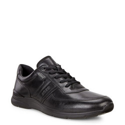 Irving Mens Casual Shoe Black