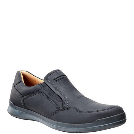 Howell Slip On Black