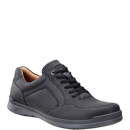 Howell Mens Lace Up Black