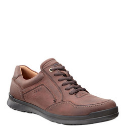 Howell Mens Lace Up Brown