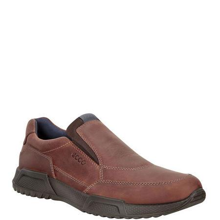 Luca Mens Sneaker Brown
