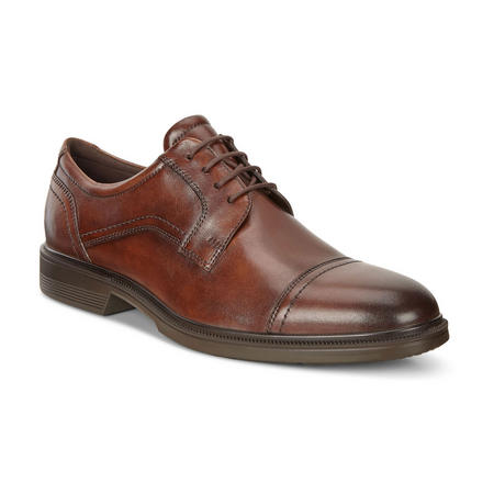 Lisbon Laced Cocoa Brown